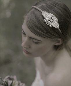 one off headpiece