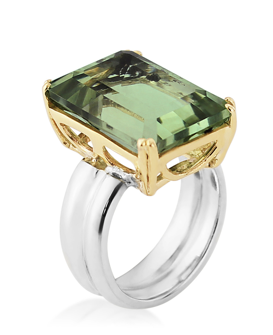 in rings green pave plated square setting cushion solitaire ring dinner acrylic delicate gold emerald big cocktail product faceted resin stone